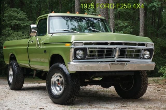 1975 Ford F-250 WE OFFER NATIONWIDE SHIPPING 1-800-964-6112