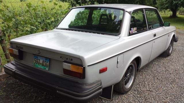 restored 1978 volvo 242gt watercooled intercooled b21ft turbo ibs 242 gt 240 for sale photos. Black Bedroom Furniture Sets. Home Design Ideas