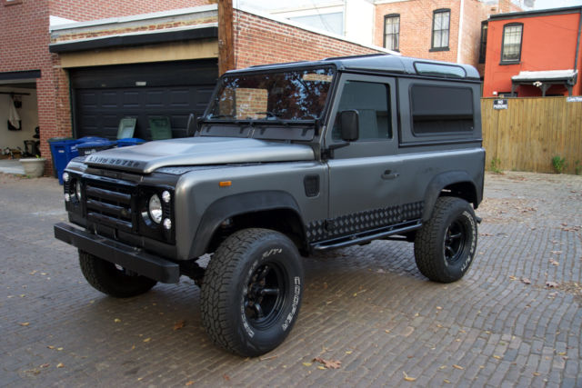 1988 Land Rover Defender 90 CSW