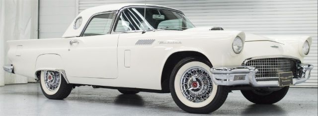 1957 Ford Thunderbird Hard Top Coupe