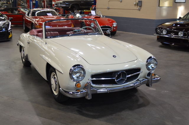 1961 Mercedes-Benz 190-Series SL Roadster