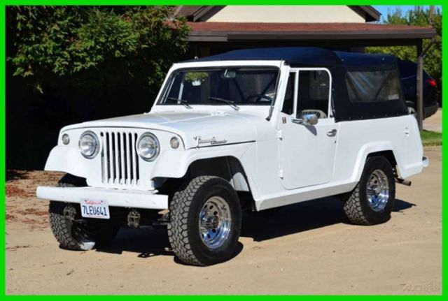 1968 Jeep Commander Jeepster