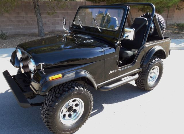 1981 Jeep CJ 5 Brother of CJ 7