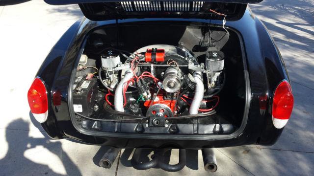 Restored Original California Car Rare 2 Seater Factory Options For Sale Photos Technical Specifications Description