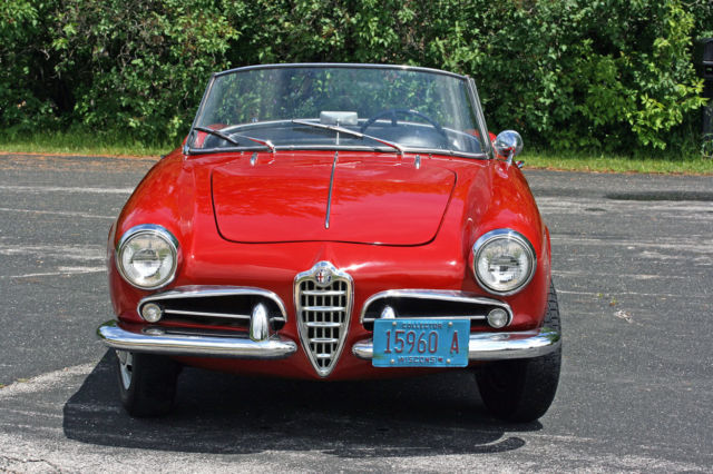 1961 Alfa Romeo Other