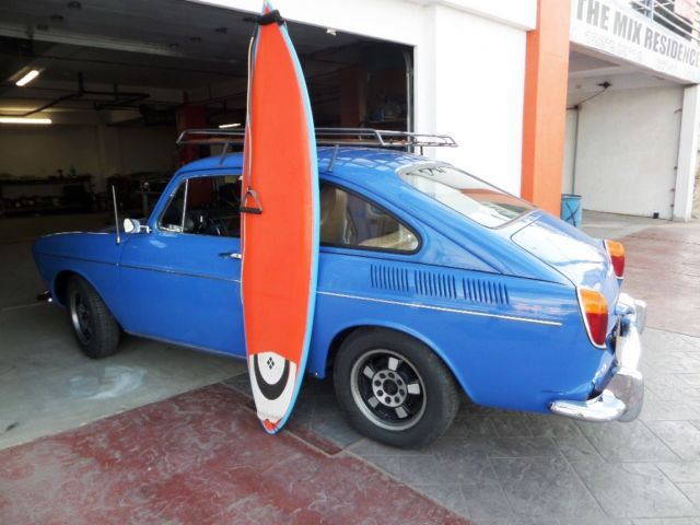 RESTORED RARE 1969 VW TYPE III, FASTBACK for sale: photos