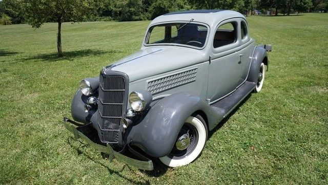 1935 Ford 5 WINDOW COUPE-STEEL