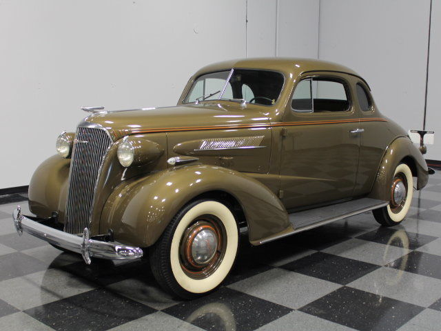1937 Chevrolet Other Deluxe