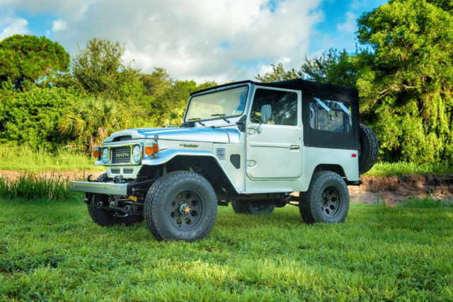 1982 Toyota Land Cruiser 2 Doors