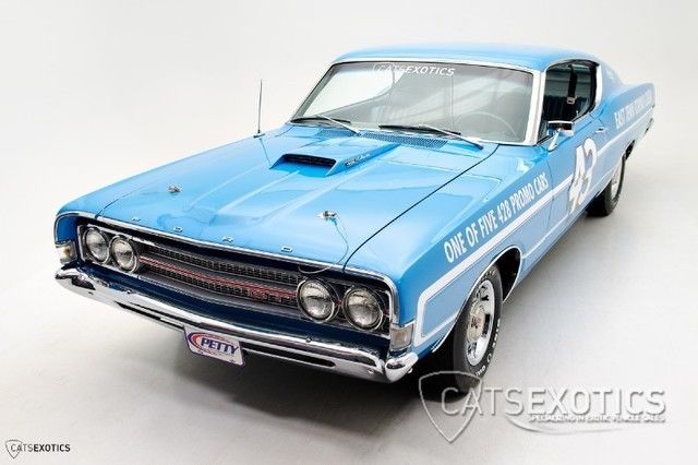 1969 Ford Torino Richard Petty Edition