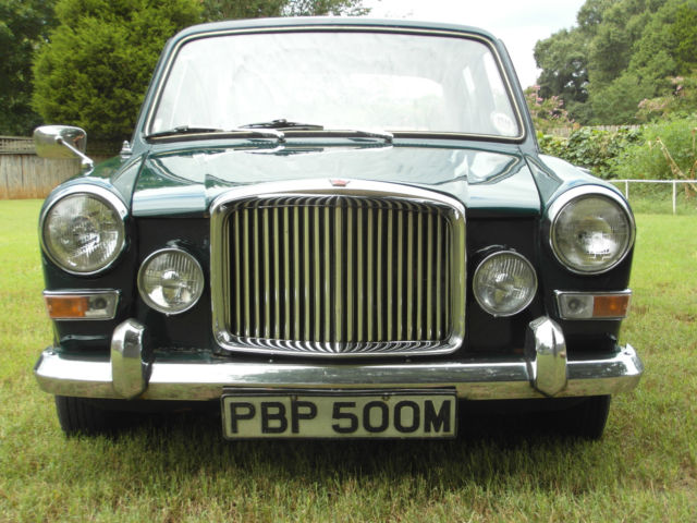 1973 Austin Vanden Plas Princess 1300 Right Hand Drive