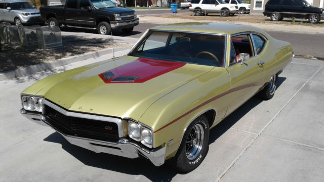 1969 Buick Skylark GS California