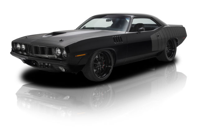 1971 Plymouth Barracuda AAR Cuda