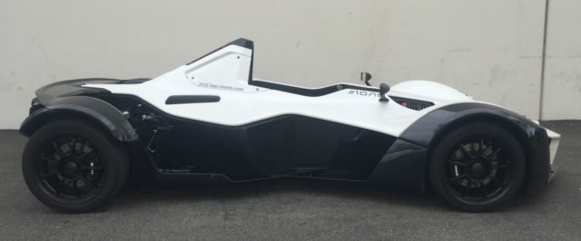 1980 Other Makes BAC Mono