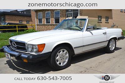 1978 Mercedes-Benz 450 SL ROADSTER