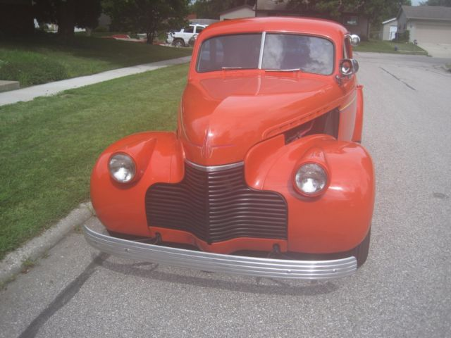 1940 Chevrolet Coupe Cruiser
