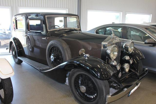 1934 Rolls-Royce Other 20/25 Touring Saloon