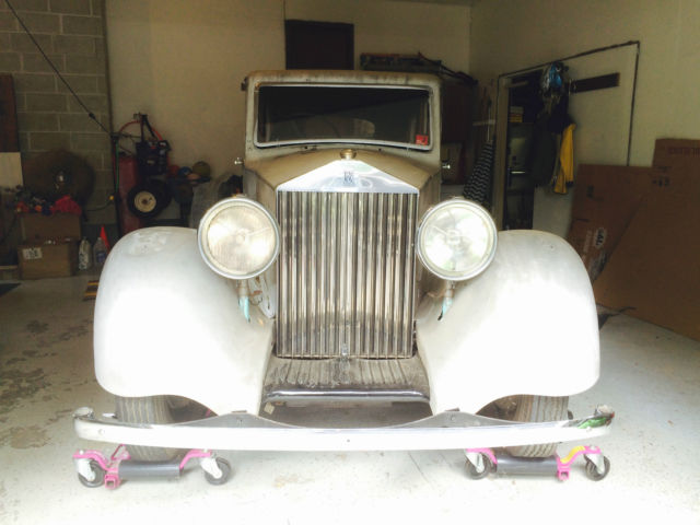 1936 Rolls-Royce Other 25/30