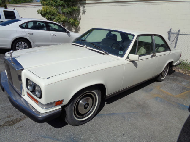 1978 Rolls-Royce Other CAMARGUE