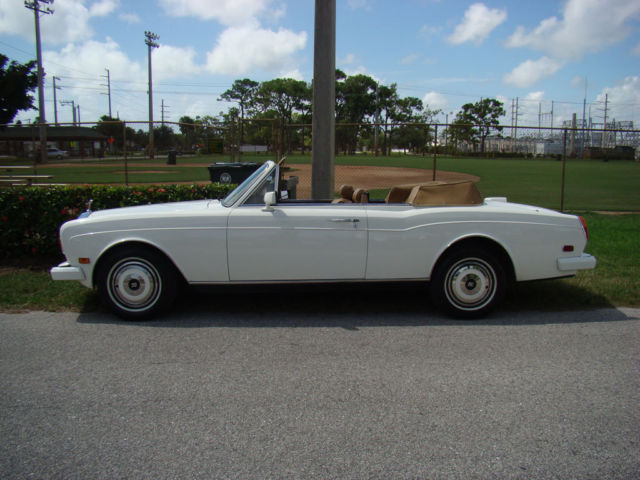 1989 Rolls-Royce Other Drophead