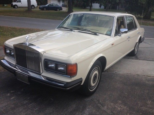 1987 Rolls-Royce Other Magnolia