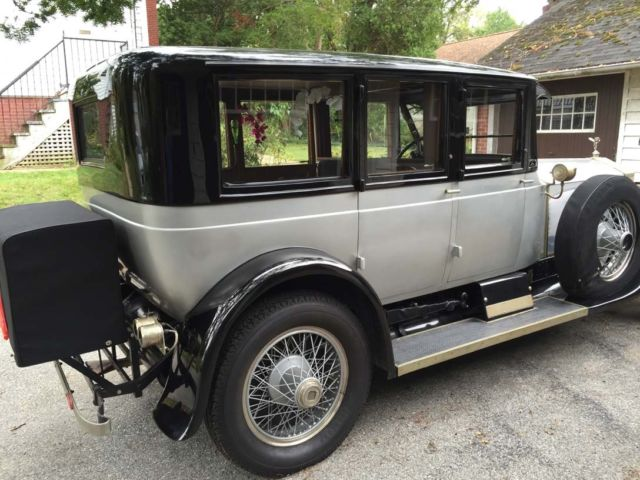 rolls royce springfield silver ghost for sale photos technical specifications description rolls royce springfield silver ghost for sale photos technical specifications description