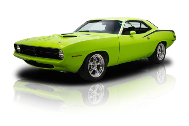 1970 Plymouth Barracuda 'Cuda