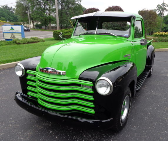 1951 Chevrolet Other Pickups STUNNING!!!!