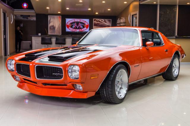 Rotisserie Restored Built Pontiac 455ci V8 525hp 4
