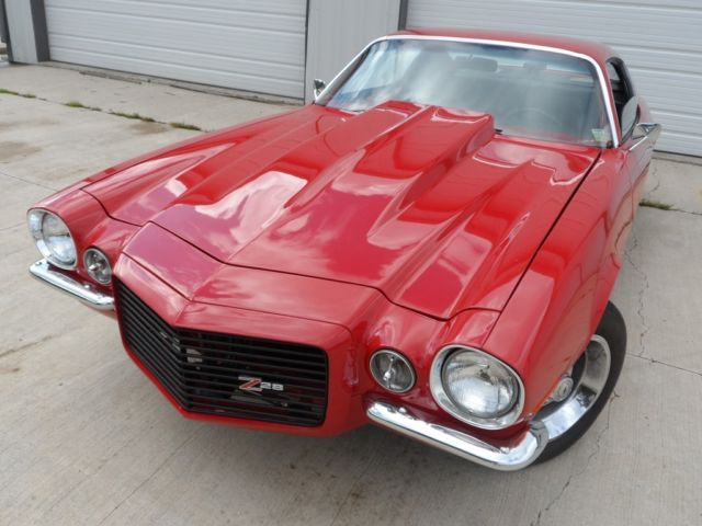 1970 Chevrolet Camaro Z28  ROTTISERIE PAINTED