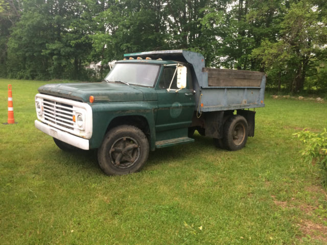 1967 Ford Other Pickups f600