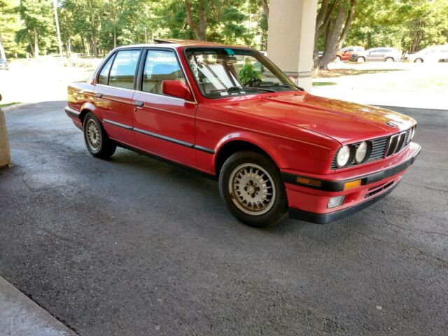 1991 BMW 3-Series Base