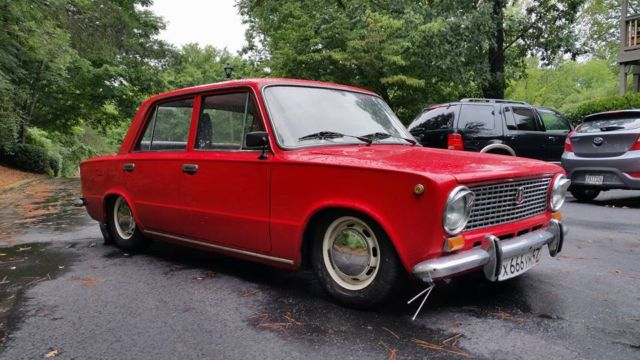 1978 Other Makes Lada Vaz