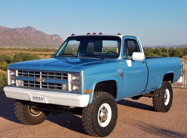 1984 Chevrolet Other Pickups C10 K10 C20