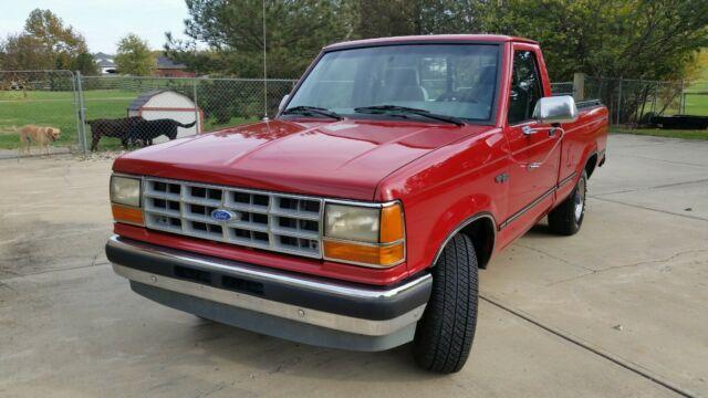Ford Ranger Rust