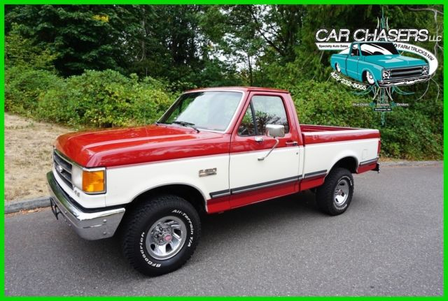 1989 Ford F-150 NO RESERVE SHORT BED!!