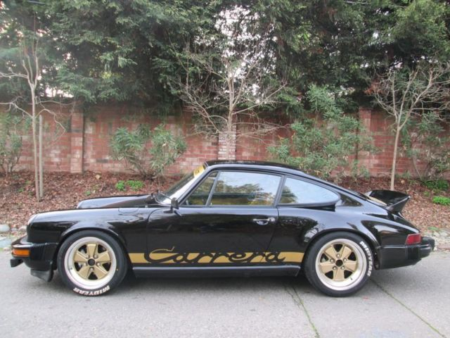 1974 Porsche 911 CA Carrera #260 Numbers Matching COA Outlaw