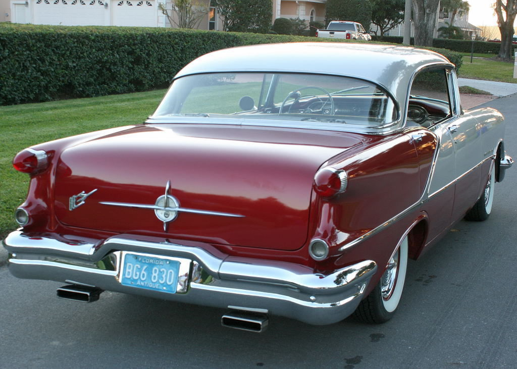 1956 Oldsmobile Eighty-Eight HOLIDAY HARDTOP - RESTORED
