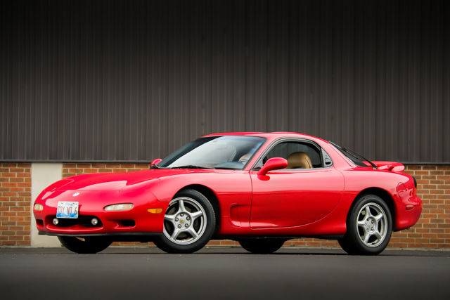 1994 Mazda RX-7 2dr Coupe
