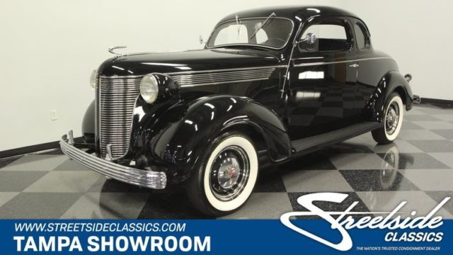 1937 DeSoto Rumble Seat Coupe --