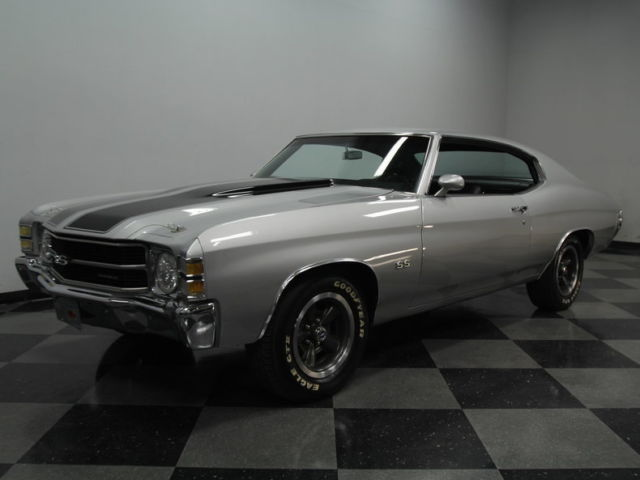 1971 Chevrolet Chevelle SS LS3