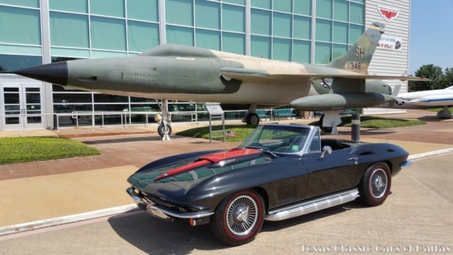 1967 Chevrolet Corvette L68 Sting Ray