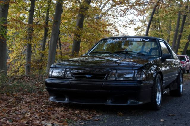 1990 Ford Mustang saleen