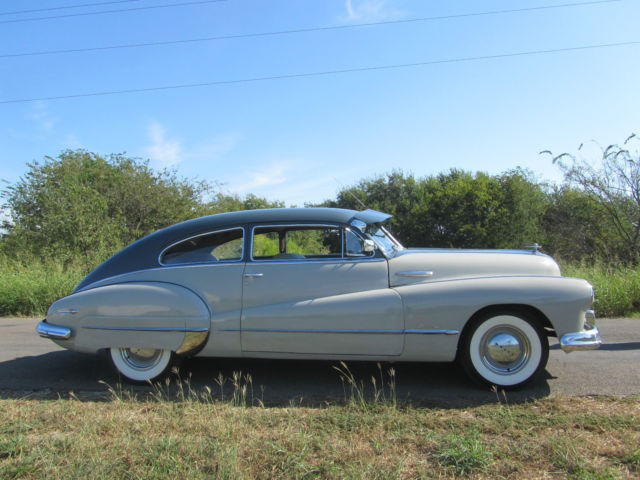 1948 Buick Roadmaster Other SEDANETTE TORPEDO BACK Super 8 RARE SURVIVOR