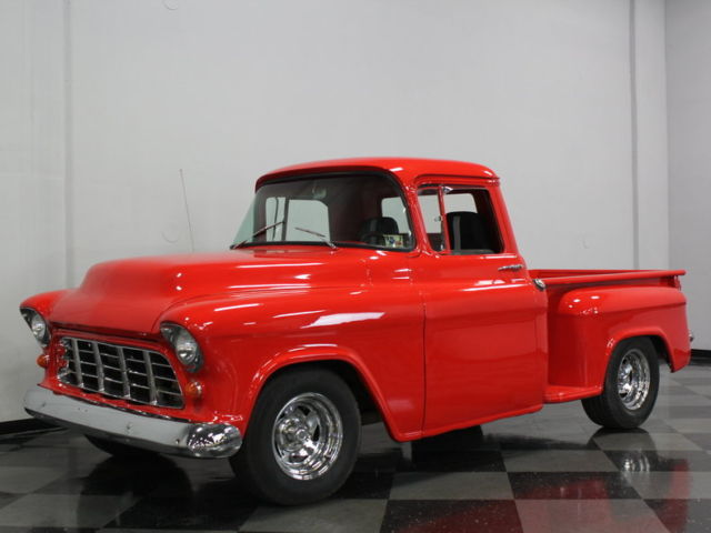 1955 Chevrolet 3 Window Pickup 3 Window