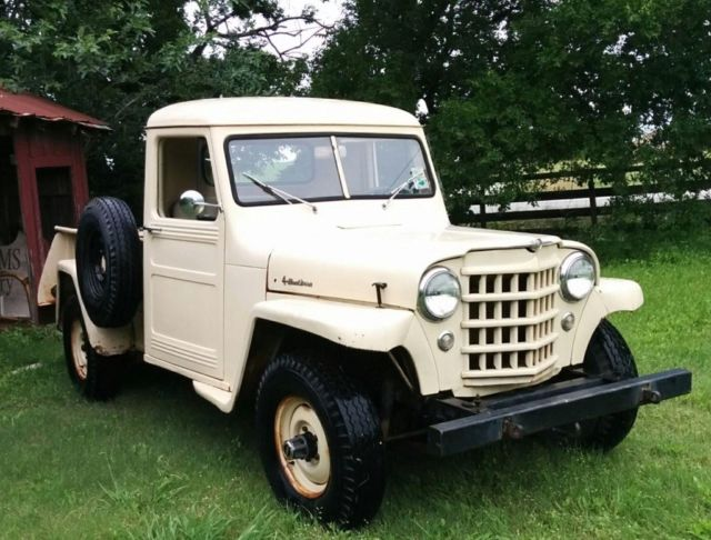1951 Willys Standard