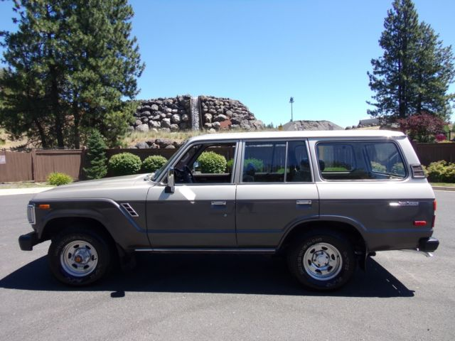 1990 Toyota Land Cruiser 4 DOOR
