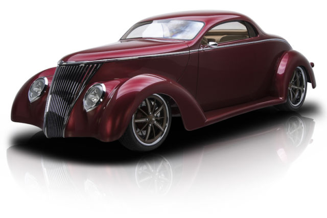 1937 Ford Coupe Coupe