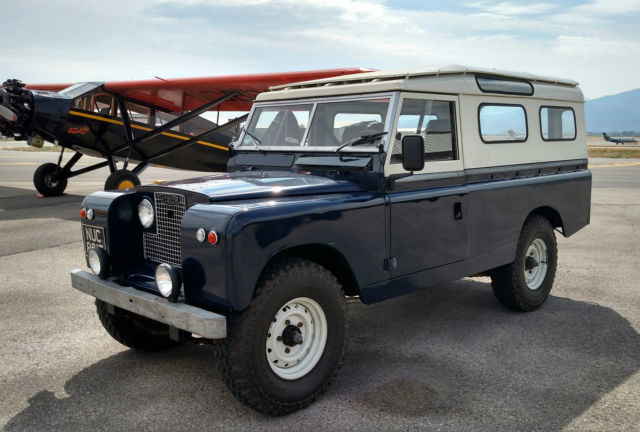 1967 Land Rover Other One-Ton