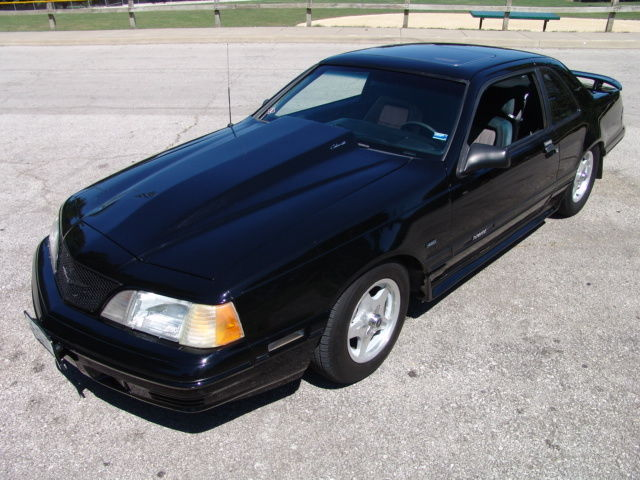 1988 Ford Thunderbird Less Than 1000 Miles